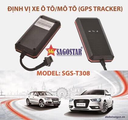 định vị xe máy ô tô GPS Tracker
