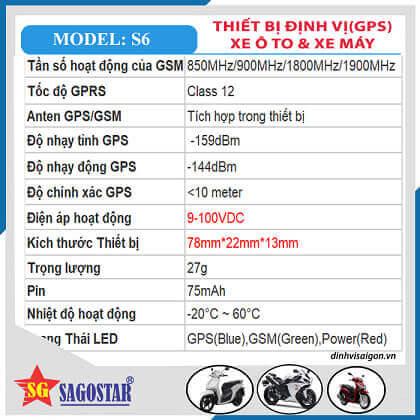 định vị GPS định vị xe máy giá rẻ 2