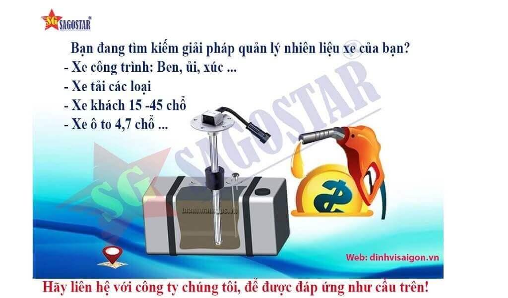 giải pháp Quản lý nhiên liệu
