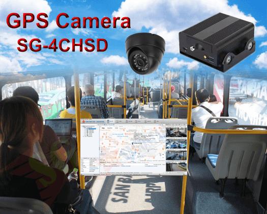 GPS camera_SG_4CHSD