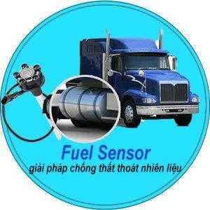 định vị sài gòn cảm biến nhiên liệu
