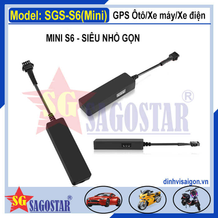 dinh vi xe may S6