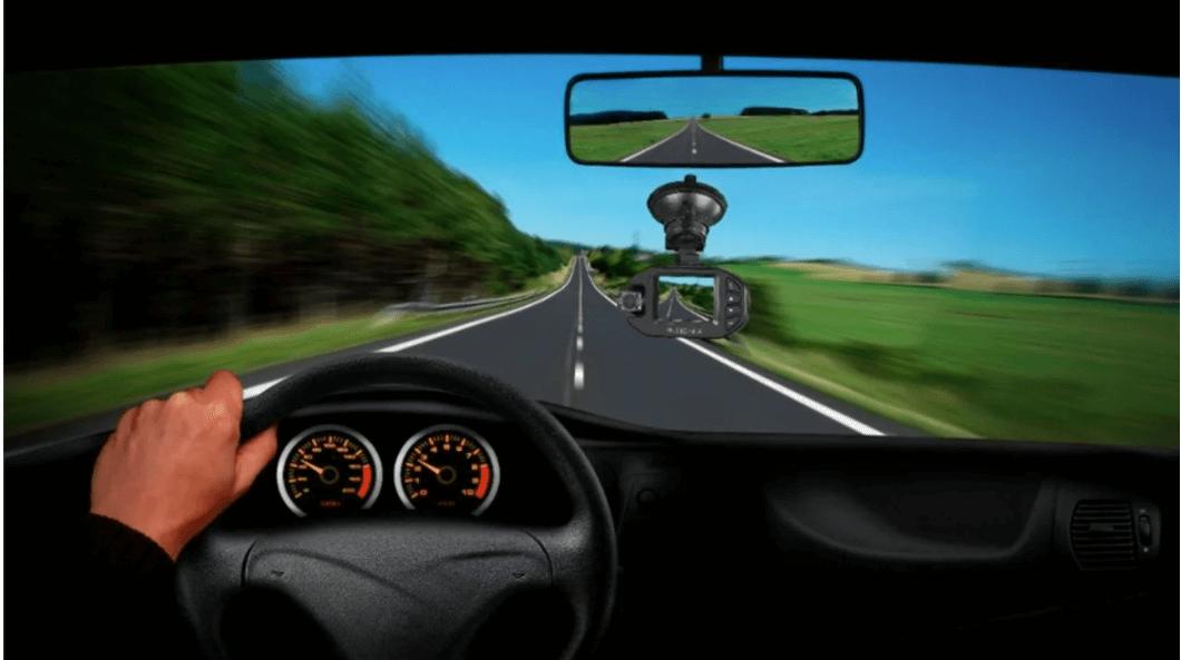 camera giám sát hành trình hợp chuẩn vị trí