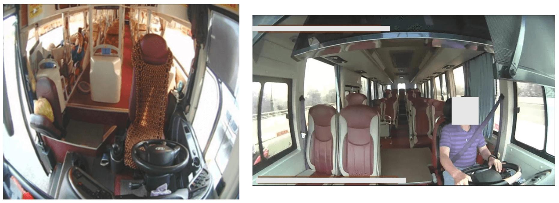 vị trí lắp đặt camera quan sát cửa lên xuống của xe, camera nghị định 10 BGTVT