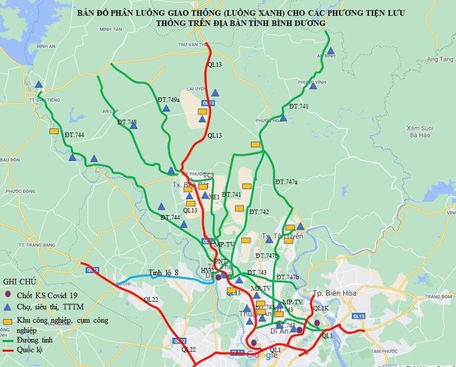 bản đồ luong xanh 19-07-2021